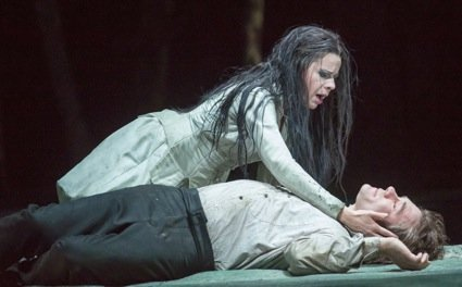 RUSALKA AT PRINCE'S DEATH