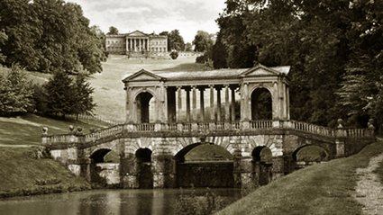 PRIOR PARK IN BATH ENGLAND