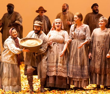 HGO ONEGIN (425) PEASANT HARVEST