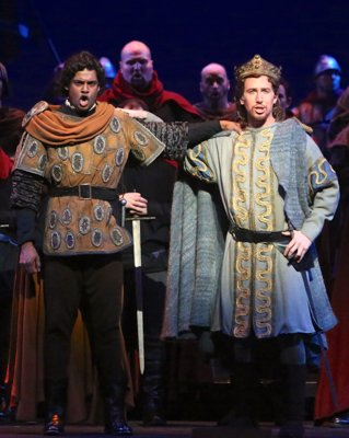 Palm Beach Opera: Macbeth 2014-01-23