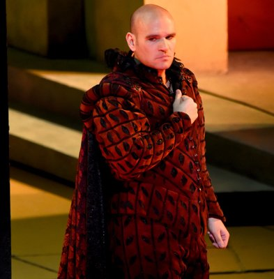 """Rigoletto"""" Review: Spectacular Los Angeles Opera Debuts for"""