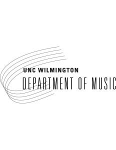 UNC Wilmington Department of Music logo