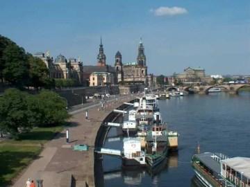 Dampferfahrten und Dampferrundfahrten Dresden