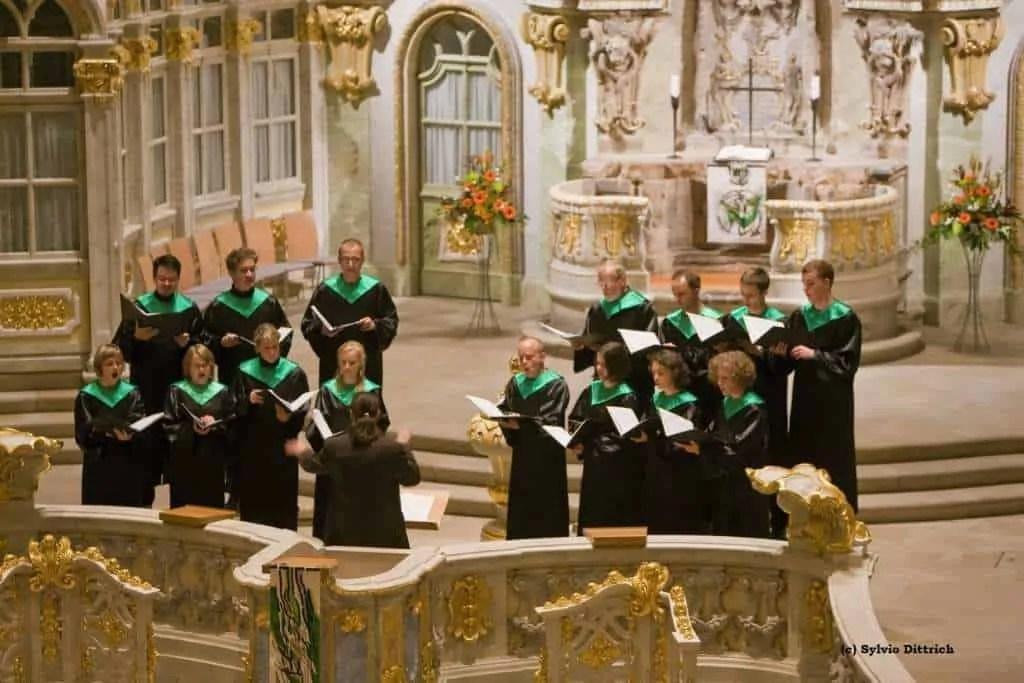 Dresdner Kreuzkirche