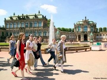 Historischer Stadtrundgang in Dresden
