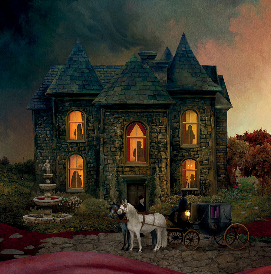 Image result for opeth new album,
