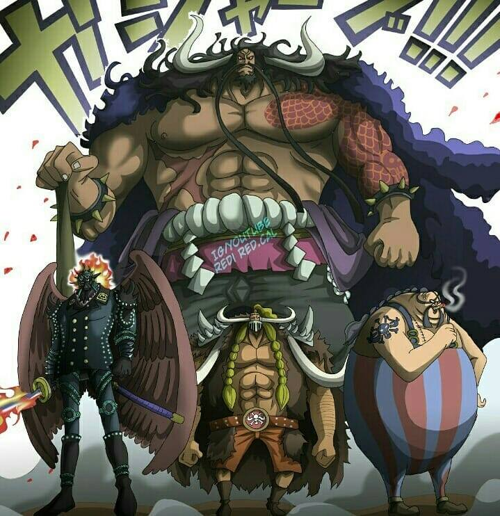 29/08/2021· luffy confronts kaido's tobi roppo super army, marco goes to wano with luffy to defeat kaido. Kaido S Beasts Pirates Ranks Hierarchy One Piece