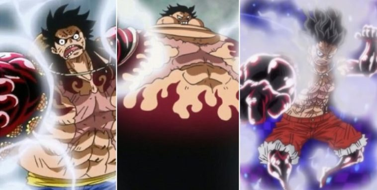 Luffy's will have a gear 5, my logic for that is pretty simple, cars have 5 gears.and the gear will involve luffy's awakening and will be. Could This Be Gear 5 One Piece