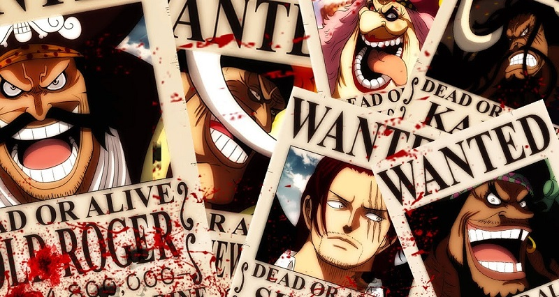 400,000,000 berries for some or all of the following: Luffy S Final Bounty One Piece