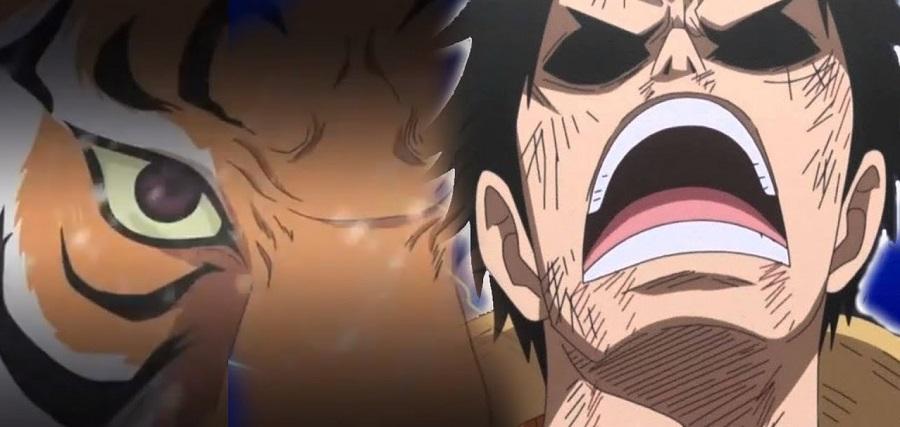 Luffy vs kaido + gear 5 theories. Luffy S New Gear 4 Form Vs Kaido One Piece