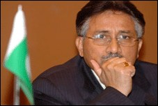 NRO became inevitable due to pending cases: Musharraf