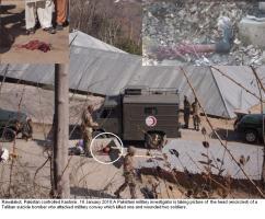 TALIBAN THREAT FOR KASHMIR