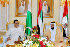 Pakistan-United Arab Emirates Relations: From Strength to Strength