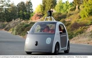 Google to build driverless car