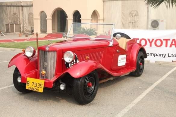 1949 MG TD