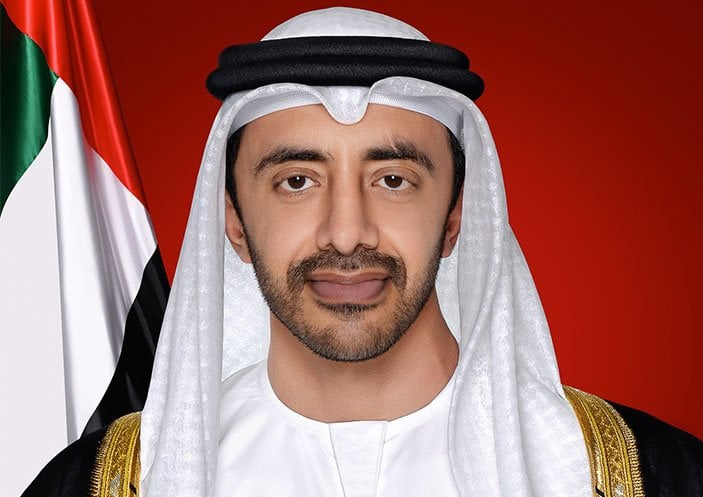 HH Sheikh Abdullah bin Zayed Foreign Minister and Chairman of NMC