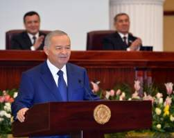 The Republic of Uzbekistan's Presidential Elections 2015