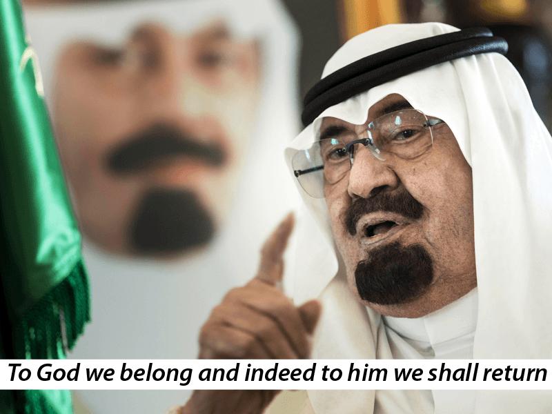 kingabdullahdeath