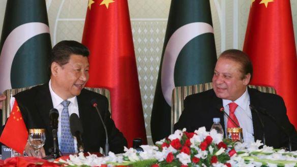 Pakistan China-1