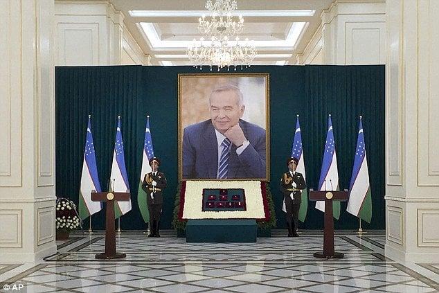H.E. Islam Kairmov Becomes Immortal