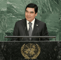 Turkmenistan's Chairmanship of the International Fund for saving the Aral Sea