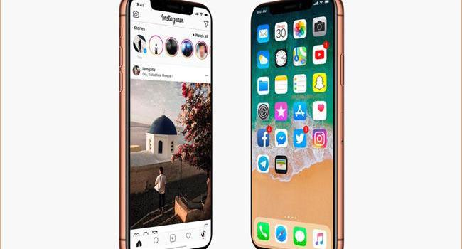 New Apple iPhone X launch