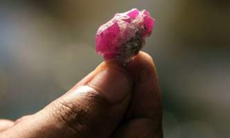 Pakistan's treasure chest of rubies
