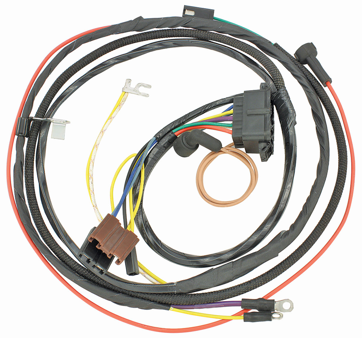 small resolution of 1967 chevelle starter wiring diagram
