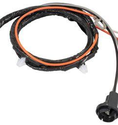 m u0026h gto console wiring harness all fits 1964 67 gto opgi com [ 1200 x 822 Pixel ]