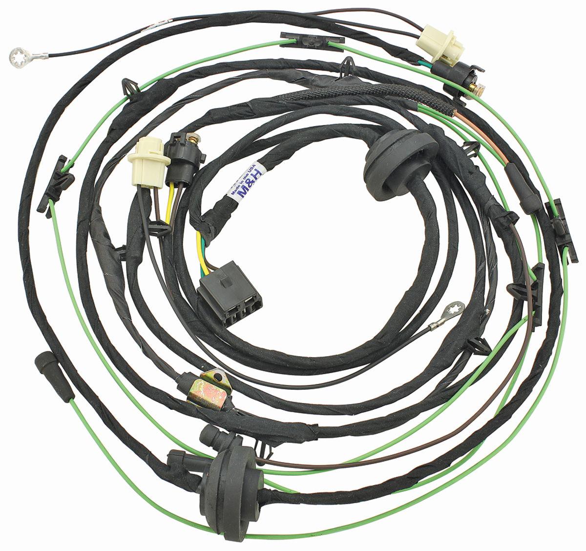 medium resolution of 1964 cadillac wiring harnes