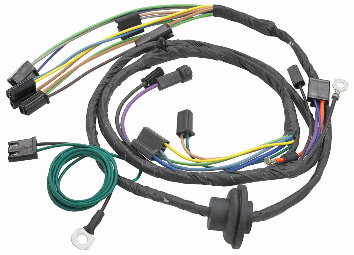 1968 Corvair Wiring Diagram M Amp H Chevelle Air Conditioning Harness Fits 1970 Chevelle