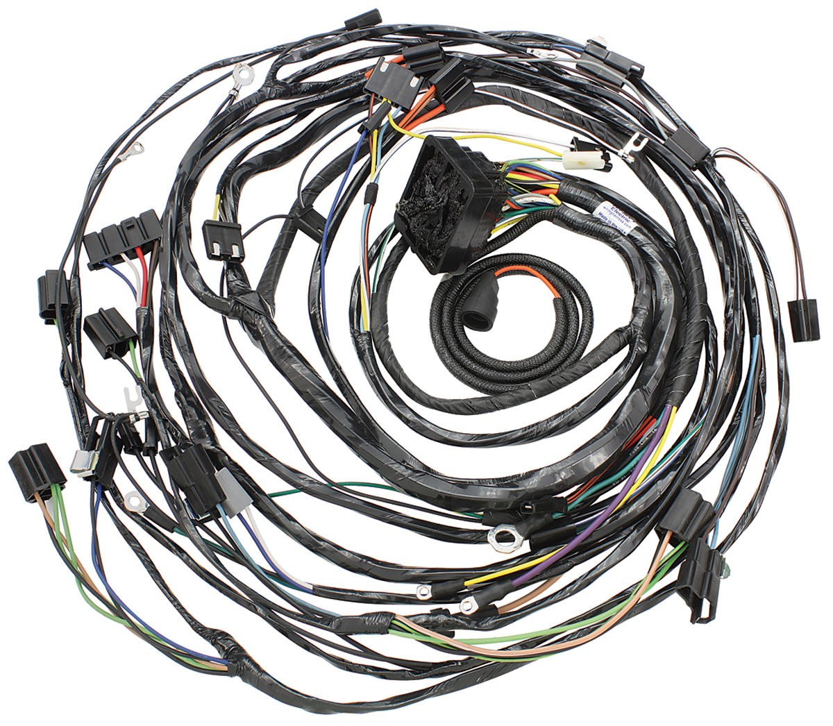 small resolution of 1962 cadillac distributor wiring