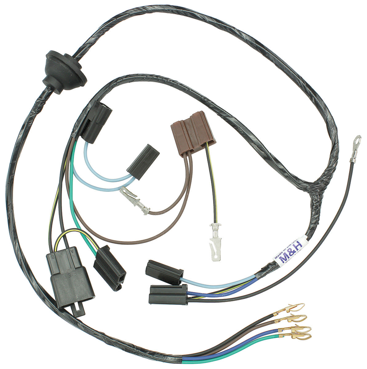 1971 chevelle wiper wiring diagram 99 club car m andh 1970 motor harness electro tip demand