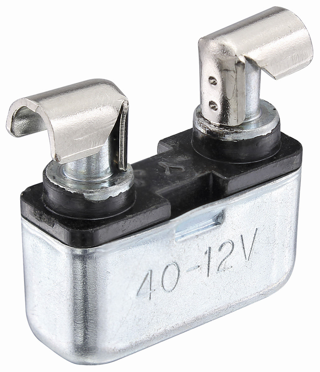 hight resolution of 1972 1978 eldorado power accessory circuit breaker 40 amp fuse block mounted