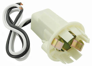 1965 Impala Fuse Box Diagram 1961 68 Gto Light Socket Turn Signal 2 Wire Fits 1 1 8