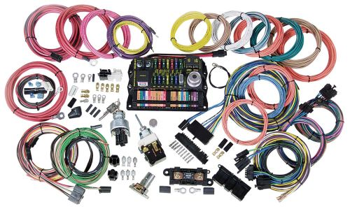 small resolution of american autowire wiring harness kit highway 22 fits 1978 88 el camino opgi com