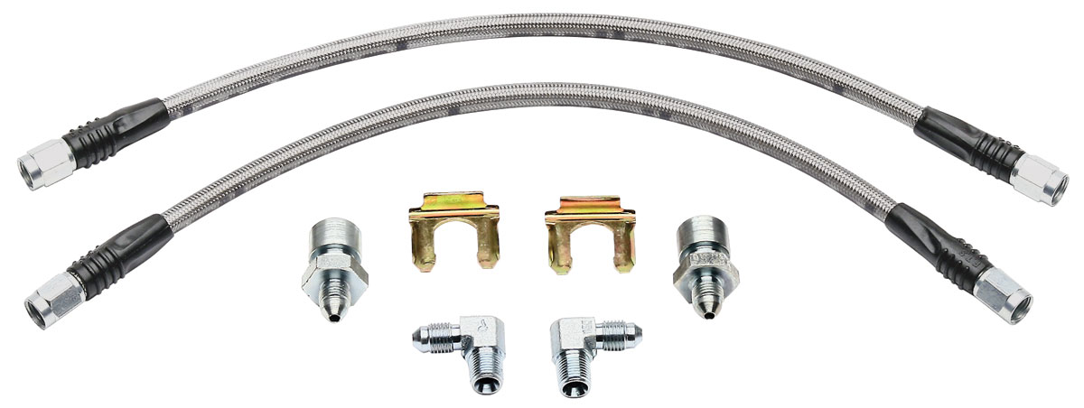 1964-77 Chevelle Flex Line Kits for Brake Conversions
