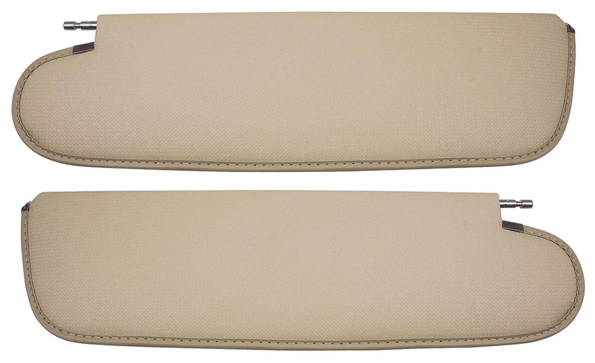 hight resolution of sun visors 1961 72 buick skylark coupe basketweave 1 pin fits 1968 72 skylark opgi com