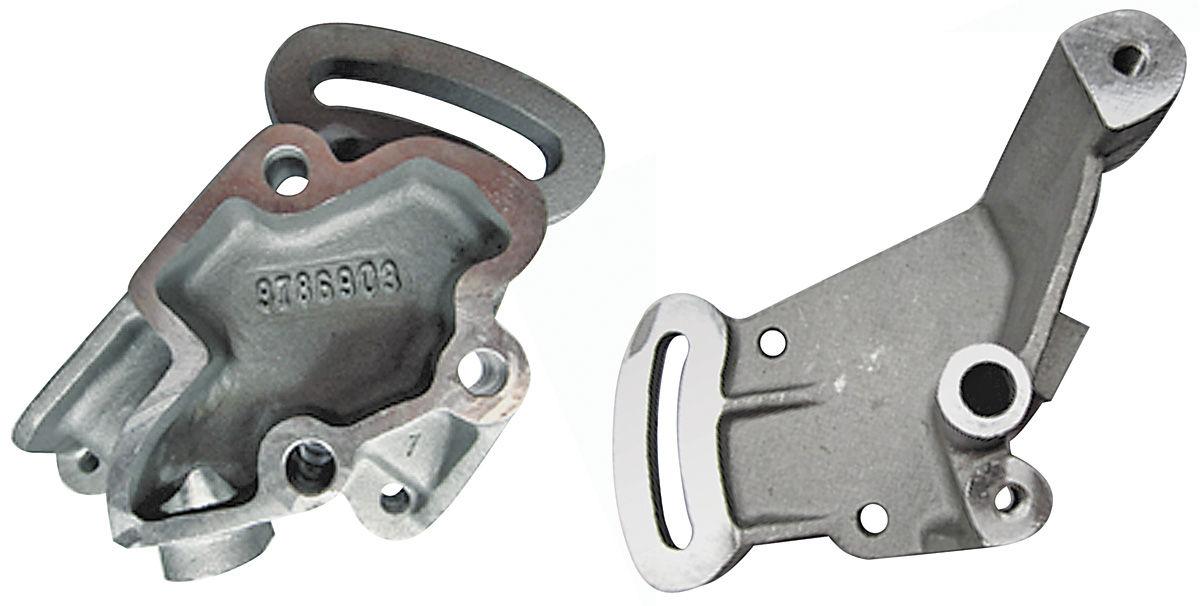 400 Pontiac Power Steering Alternator Mounting