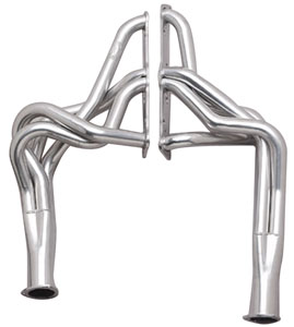 1968-73 GTO Headers, Super Competition 400-455 Ho/Sd W/O