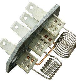 grand prix blower motor resistor w o atc 4 prong tap to enlarge [ 1200 x 1159 Pixel ]