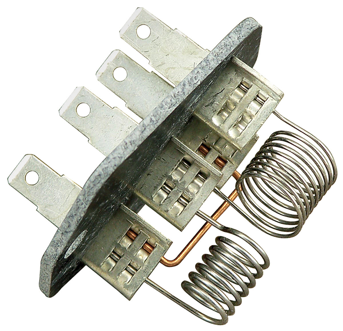 hight resolution of grand prix blower motor resistor w o atc 4 prong tap to enlarge