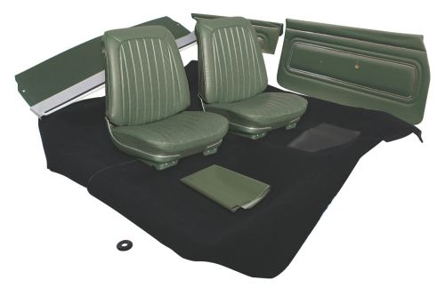 small resolution of gto interior kit stage i coupe fits 1969 gto