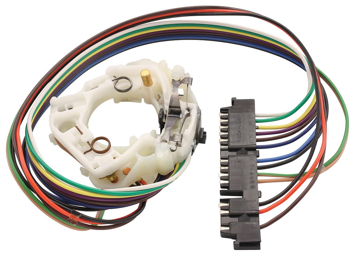 54 Chevy Turn Signal Wiring Diagram 1969 76 Riviera Turn Signal Amp Hazard Light Switch W O Tilt