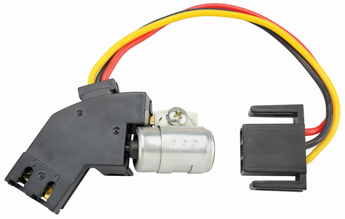medium resolution of lectric limited 1978 88 el camino ignition module to coil harness hei wiring harness 1985 vette