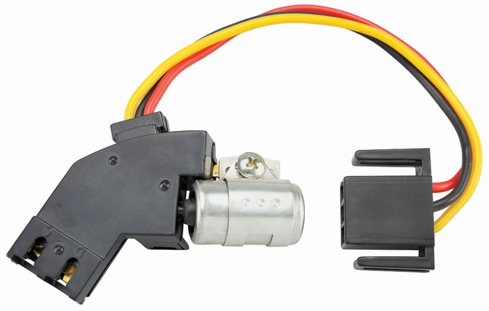 medium resolution of monte carlo ignition module to coil harness hei 6 75 wires tap to enlarge