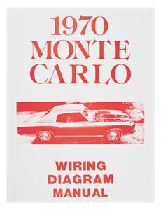 Monte Carlo Wiring Diagram Manuals @ OPGI
