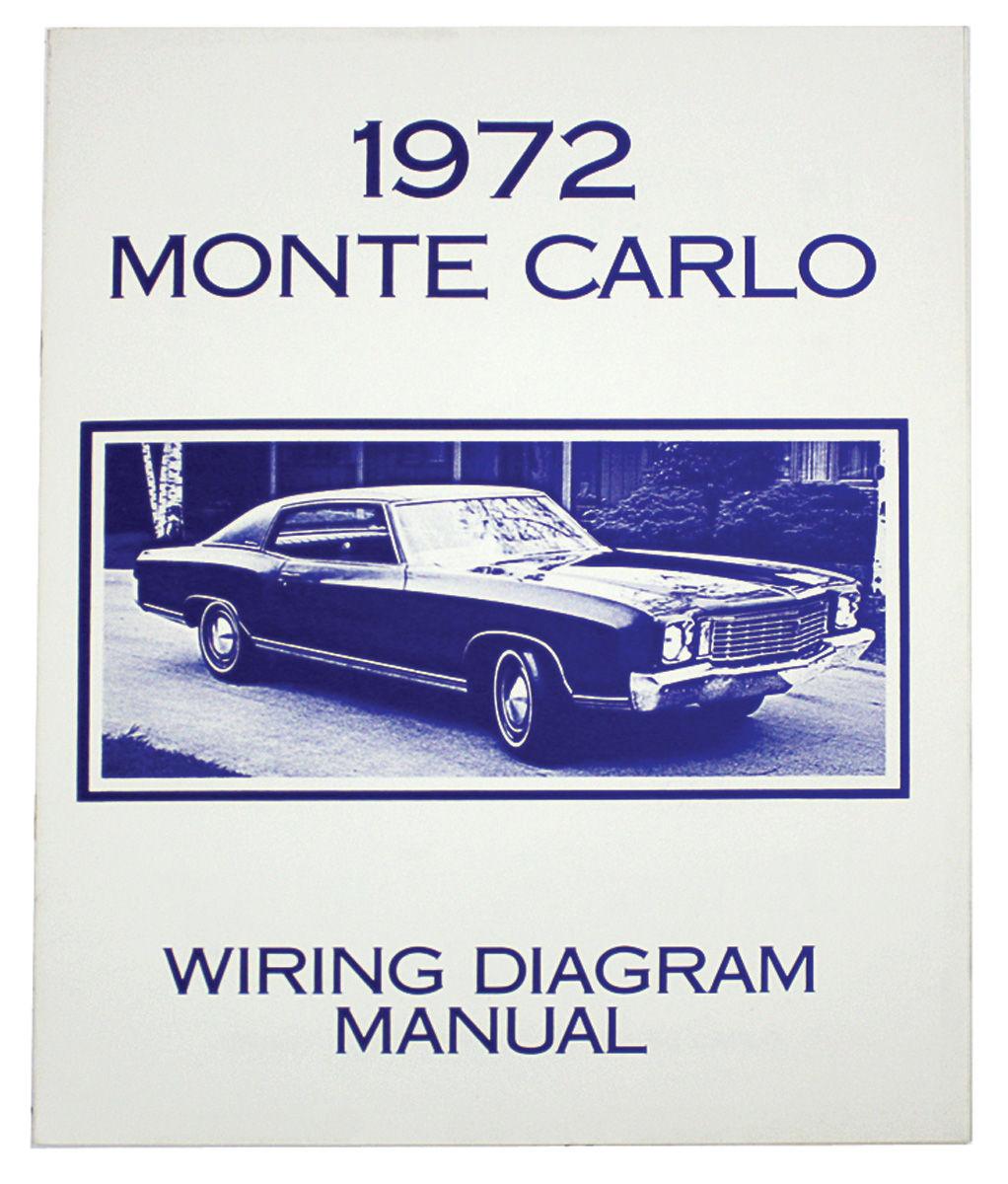 small resolution of monte carlo wiring diagram manuals opgi com rh opgi com 1972 chevy blazer wiring diagram 1996 chevy monte carlo