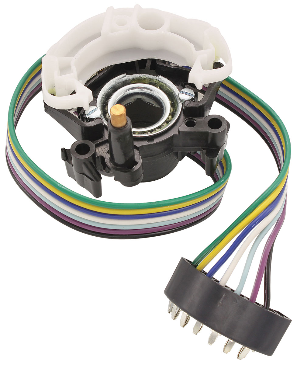hight resolution of skylark turn signal hazard light switch assembly guide plastic body w tap to enlarge