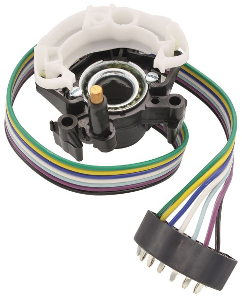 small resolution of skylark turn signal hazard light switch assembly guide plastic body w tap to enlarge